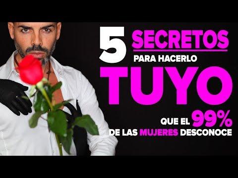 Cómo Enamorar a un Hombre: 5 Secretos para Conquistar a un Chico... ¡99% NO LO SABE!