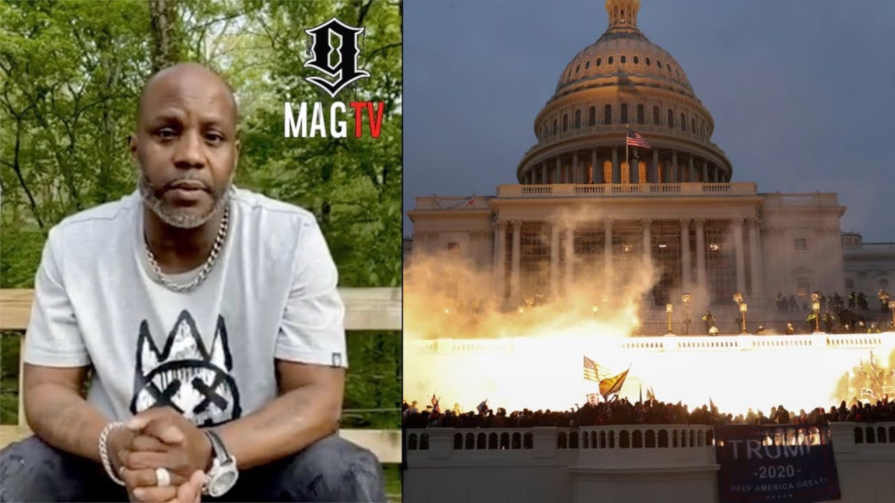 DMX Gives Emotional Speech Before The Collapse Of America! ????????