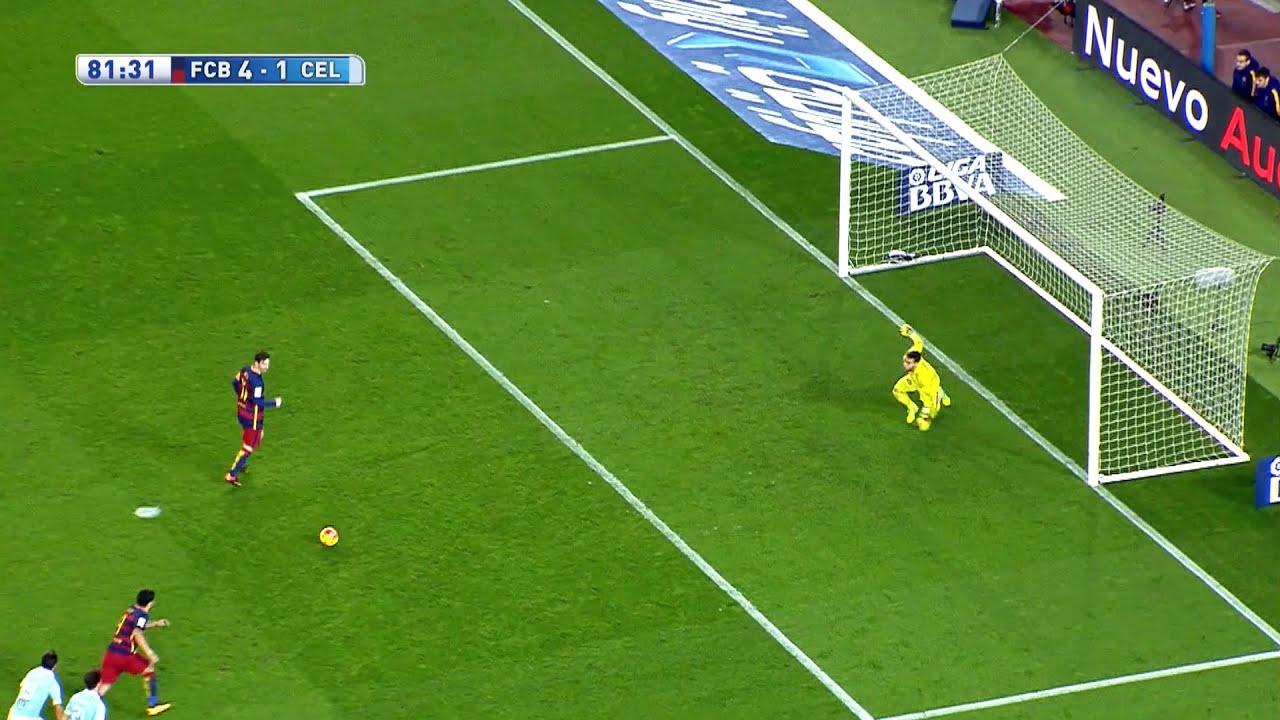 Download Lionel Messi vs Celta Vigo (Home) 15-16 HD 1080i (14/02/2016) - English Commentary