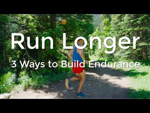 Run Longer, Build Endurance: 3 Proven Ways to Improve Stamina