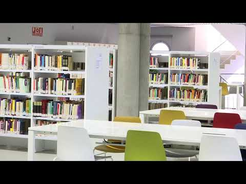 La Biblioteca Pública se denomina oficialmente Nós 5 8 20