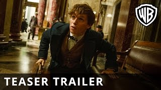 Fantastic Beasts and Where to Find Them – Teaser Trailer – Official Warner Bros. UK