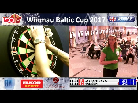 Baltic Cup 2017 - ladies teams final