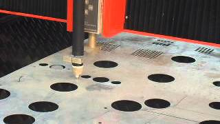 1530 Advertising Plasma Cutter with THC and LGK 100A