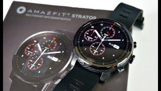 2018 Xiaomi Huami AMAZFIT Strato Sports Smart Watch 2 - International Version