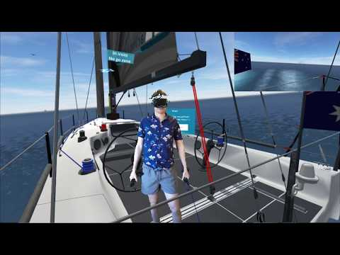 Big Breezy Boat VR: HMS SASSYPANTS