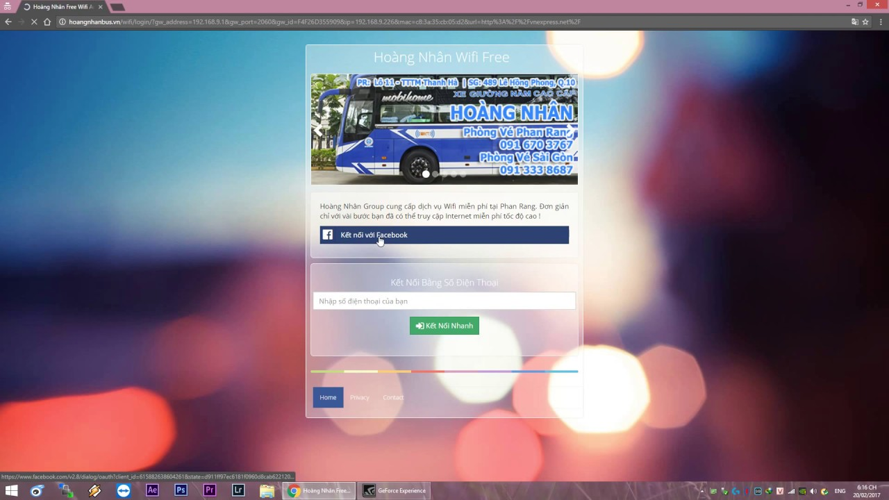 Wifi Hotspot Login by Facebook Authentication - Wifidog 1 3 0 + Openwrt