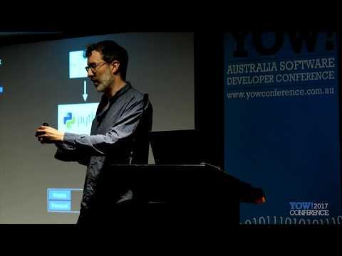 YOW! 2017 Mark Aufflick & Xerxes Battiwalla- Bionic Implanted and Mobile Software