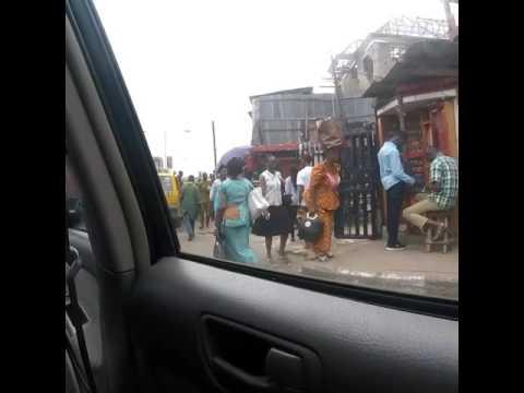 Lagos to Ibadan, Nigeria