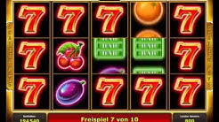 Ultra Fruits kostenlos spielen - Novomatic / Novoline