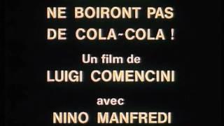 Les russes ne boiront pas de coca cola ! (1968) Bande-annonce ciné française