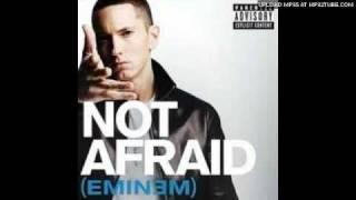Not Afraid - Eminem {HQ}