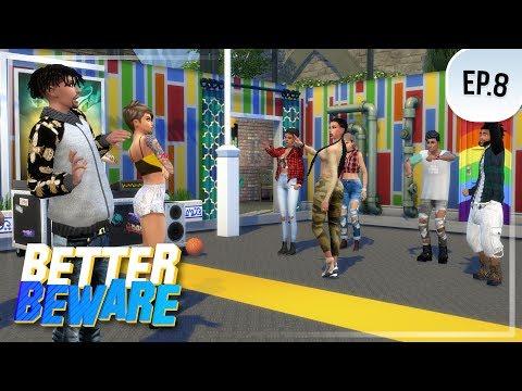 Better Beware - Batalha de Rap (EP8 S01) PARTE1