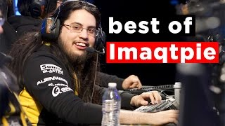 Best of imaqtpie  + Funny moments  | league of legends ⭐