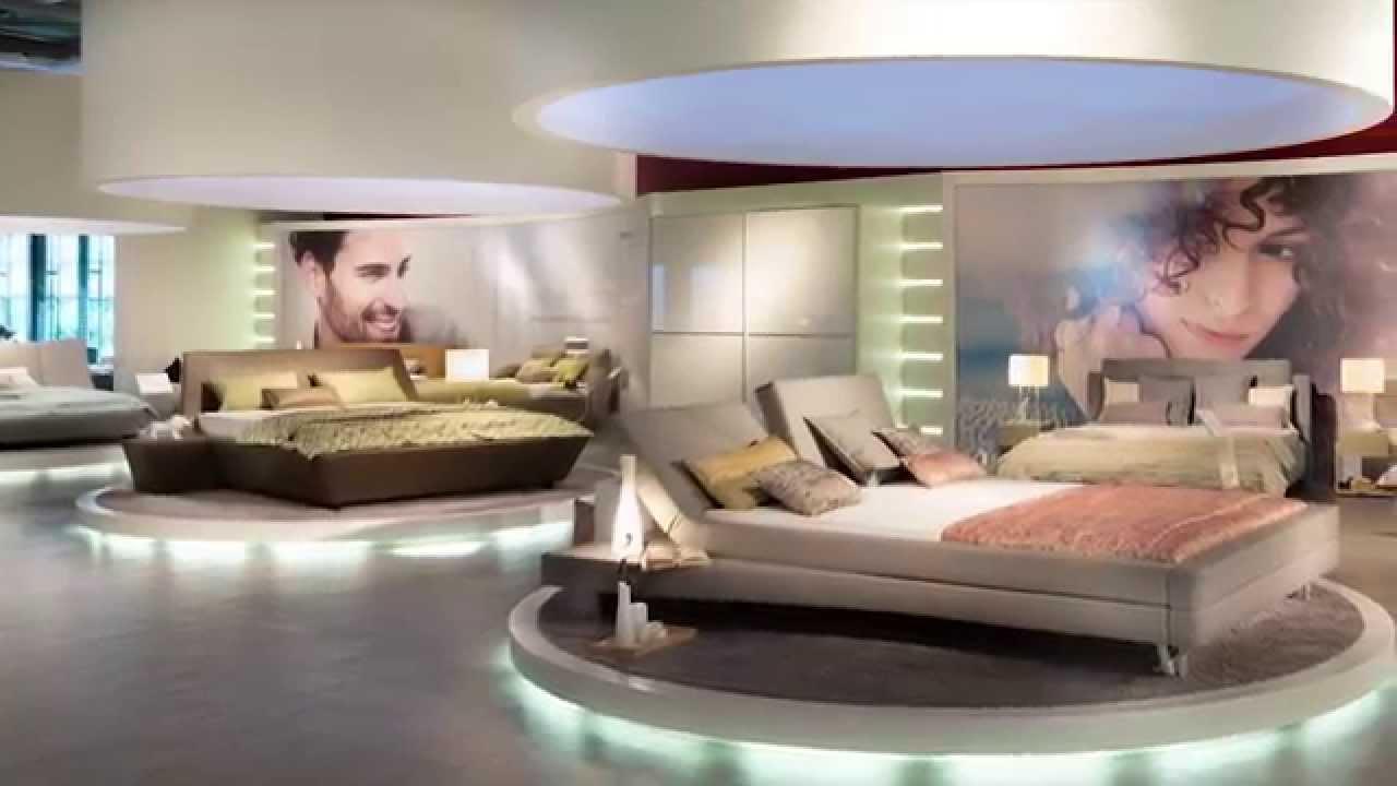 ruf betten auf der hausmesse s d 2014 youtube. Black Bedroom Furniture Sets. Home Design Ideas