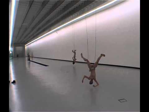 #MuseumWeek | MAXXI Architectural Preview - Sasha Waltz & Guests (2009)