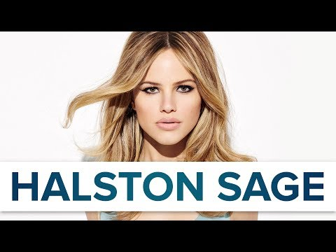 Top 10 Facts  Halston Sage  Top Facts