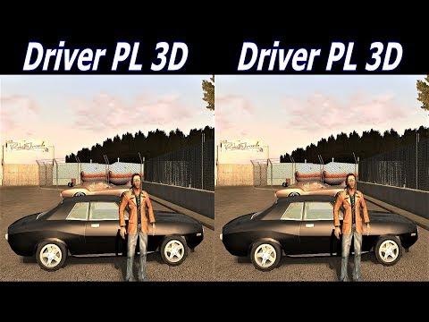 3D VR Video Driver  Parallel Lines 3D SBS VR Box Google Cardboard