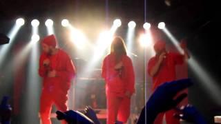 Looptroop Rockers - Don't wanna wake up / Professional Dreamer ( 18.05.11, CBE, Cologne )