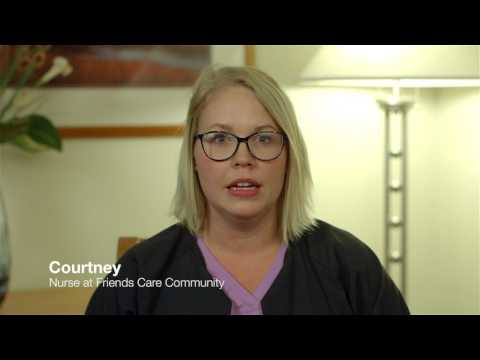 Friends Care Community of Yellow Springs, Ohio, Staff & Family Testimonials