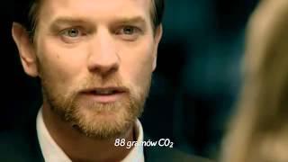 Reklama Citroën DS5 - Ewan McGregor