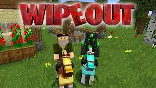 EL HATER!! WIPEOUT | Minecraft Race Map