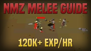 Complete Nightmare Zone Melee Training Guide
