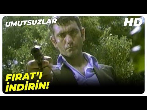 Arkadaşları Fırat'ı Yarı Yolda Bıraktı! | Umutsuzlar Filiz Akın Yılmaz Güney Eski Türk Filmi