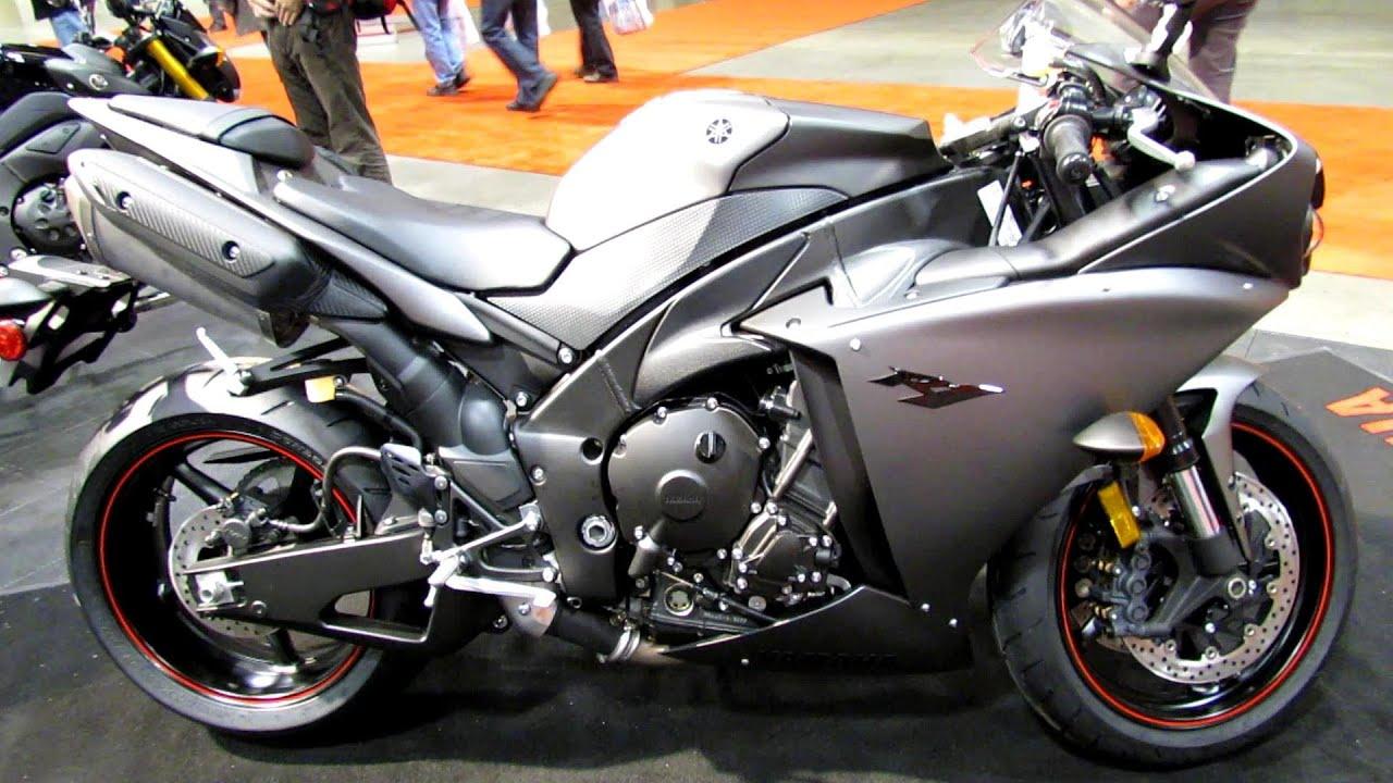 Matte Black Wallpaper 2013 Yamaha R1 Walkaround 2012 Toronto Motorcycle Show
