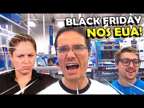 BLACK FRIDAY NOS EUA, TOMEI VÁRIOS SOCOS DA ANDREZA
