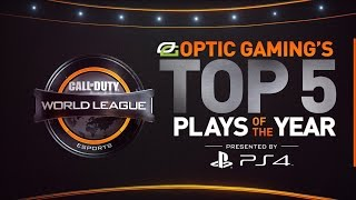 CWL - PS4 Top 5 Plays of the Year [OpTic Gaming]