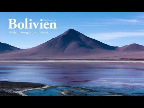 Bolivien - Anden, Yungas und Fiestas: Multimediashow von Renate Kogler und Franz Marx