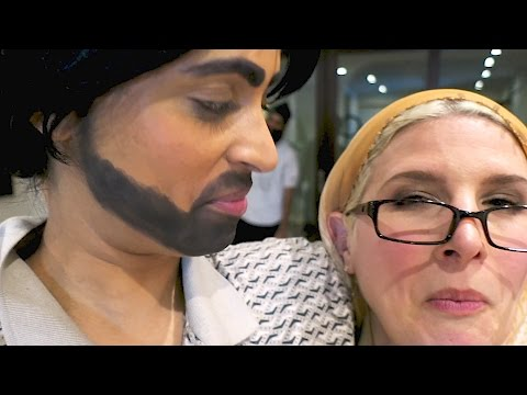 Thumbnail: The Time My Mom Turns Into A White Woman (Day 737)