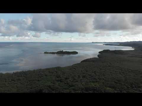 The Beautiful Island of Palau