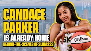 Candace Parker is Ready to Bring a Championship to CHICAGO   Behind-the-Scenes of SLAM 233