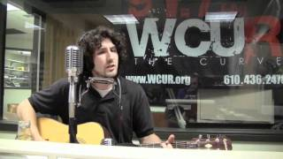 WCUR Live Sessions: David James Baker