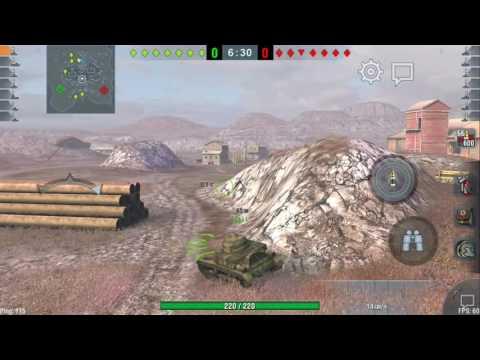 Wot Blitz T2 Light Tank