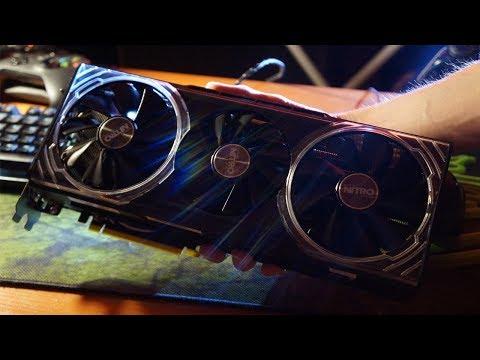 Что может мощнейшая карта AMD? RX VEGA 64 от Sapphire