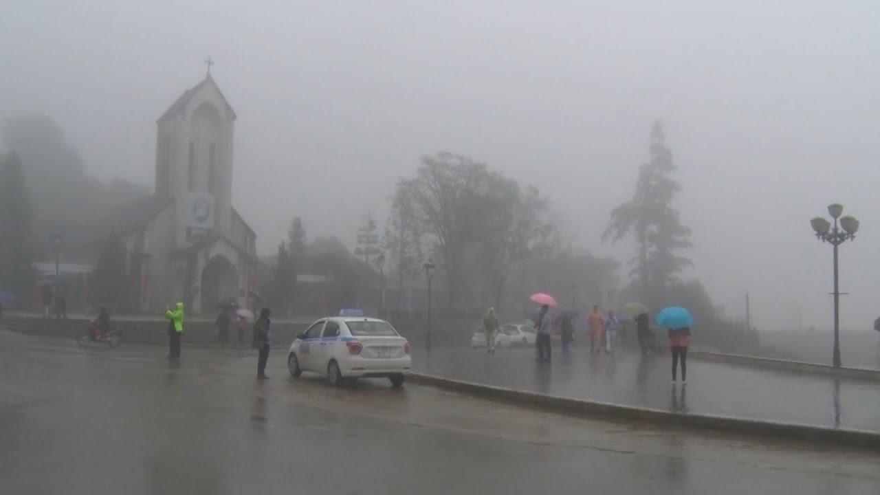 Tin tức 24h: Nhiệt độ tại Sa Pa, Lào Cai chạm mức rét hại