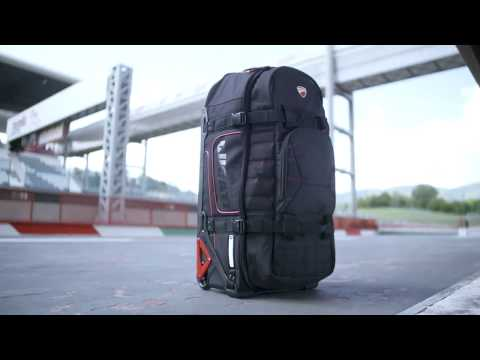 Ducati Apparel - Redline Bags Collection 2018 in partnership with Ogio