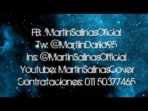No me dejes solo - Martín Salinas - Jack Deivid (Lyric): Miren el vídeo hasta el final! No olviden seguirlo... /MartinSalinasOfficial (Facebook)https://twitter.com/martiindariio95 https://www.youtube.com/user/martinsalinascovers @MartinSalinasOfficial (Instagram)  Contrataciones: 011 5037 7465 ♥