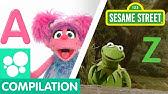 Sesame Street: Alphabet Songs Compilation   Learn the ABCs!