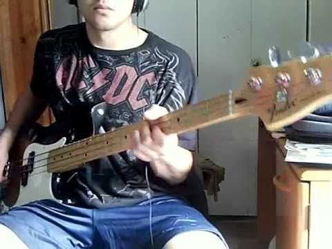 Careful with That Axe Eugene Bass Cover