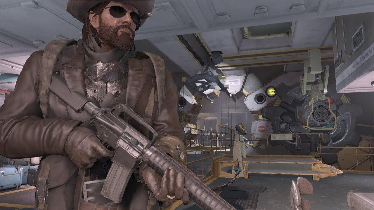 Fallout 4 Survival | Vault 81 XDI LooksMenu and BiRaitBec Merged Mods