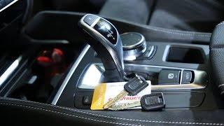 BMW X6 2017 С противоугонными замками CONSTRUCT