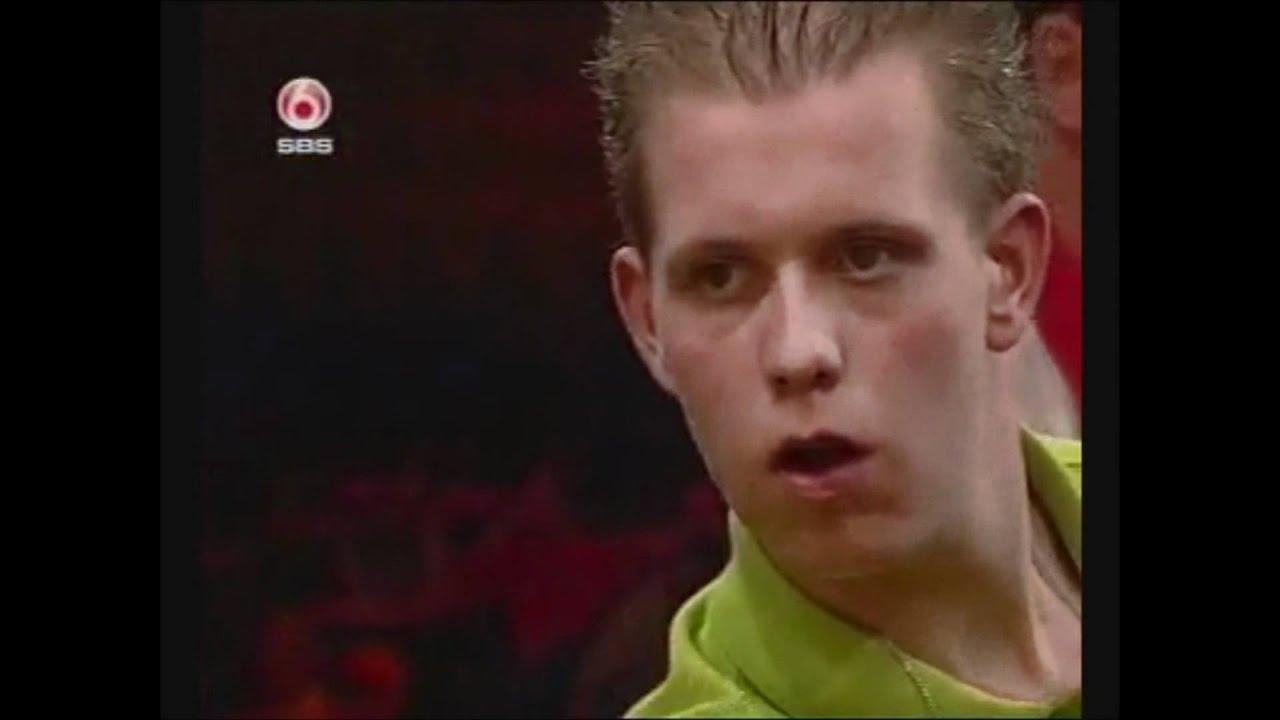 michael van gerwen young