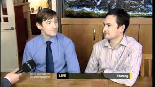 Gay Foster Carers Interviewed on ITV Tyne Tees News