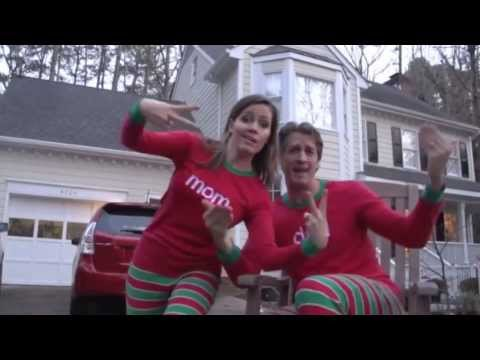 Family Raps About 'Christmas Jammies' In Hilarious Video