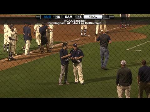 BB: Auburn vs. Samford