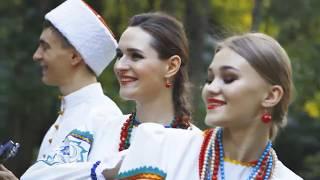 """Ансамбль народной песни """"Родня"""" ко Дню России"""